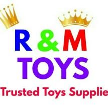 Logo R&M Toys