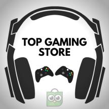 Logo Top Gaming Store