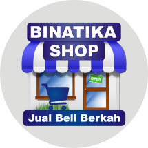 Binatika Shop Logo