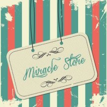 miracle official store Logo