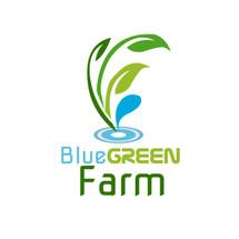 BlueGreenFarm Logo