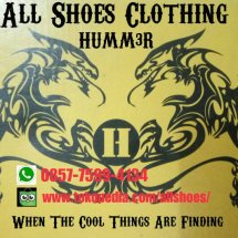 All Shoes Clothing Logo
