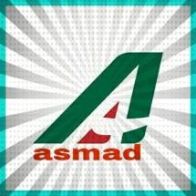 Logo toko asmad