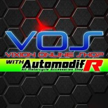 vixion online shop VOS Logo