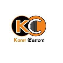 Logo karet custom