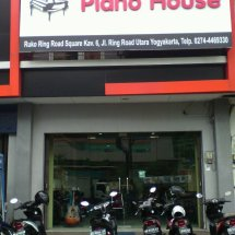 Logo Piano house