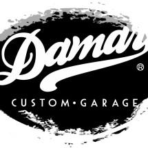 Logo damar garage