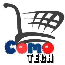 Logo como tech