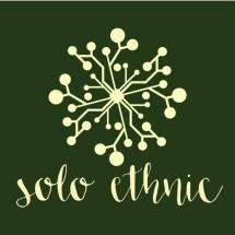 solo ethnic Logo