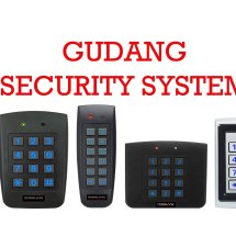 Logo Gudang Security System