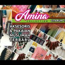 AMINA store Logo