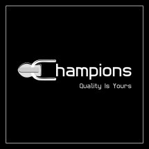 Logo Champions Bag