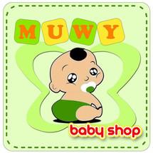 Logo muwy baby shop