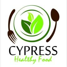 Logo cypress healthy food