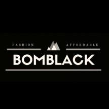BOMBLACK SHOP Logo