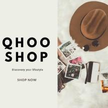 Logo qhoo shop