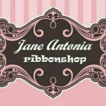 Logo jane antonia ribbonshop