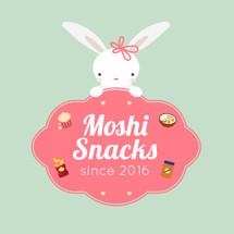 Logo Moshi Snacks