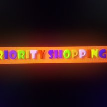 Logo Priority Shopping