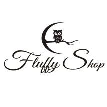 Logo Fluffy Shop Jakarta