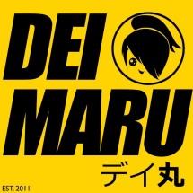 Logo Toko Cosplay DeiMaru
