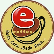 E Coffee Semarang Logo
