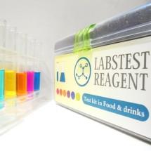 Labs Test Kit Logo