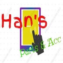 Logo Hans Parts & Acc