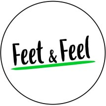 Logo feet and feel