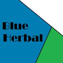 Logo BlueHerbal08