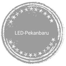 Logo LED-Pekanbaru
