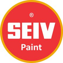 SEIV PAINT CENTER Logo