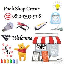 Logo Pooh Shop Grosir