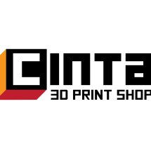Cinta 3D Print Shop Logo