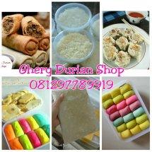 Logo Ghery Durian Shop