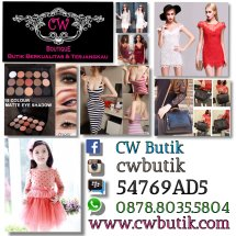 Logo CW Boutique