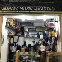 Soraya Musik Jakarta Logo