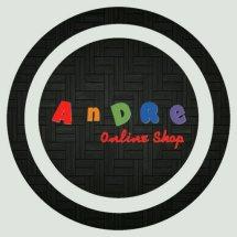 Logo ANDRE SHOP ONLINE