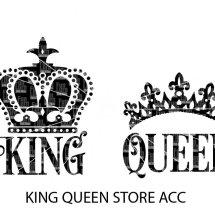 King Queen Store Acc Logo