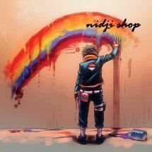 Logo Nidji Shop