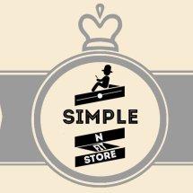 SImple n Fit Store Logo