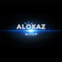 ALOKAZ SHOP Logo