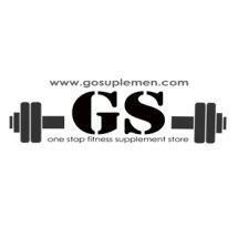 Logo Suplemen Fitness Murah