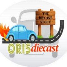 Logo Oris Diecast