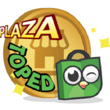 PLAZA TOPED Logo