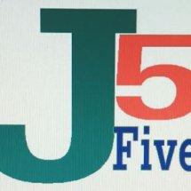 Logo JFive Shop
