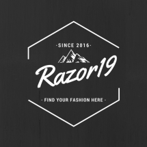 Razor19 Store Logo