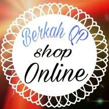 Logo Berkah QP Online Shop