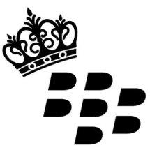 BlackBerry Queen Shop Logo