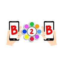 Logo b2b mobile